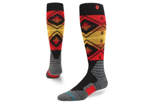 STANCE Stance Mens Sonora Sock Black -Blk (17/18)