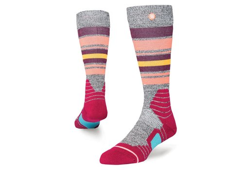 STANCE Stance Womens Hot Creek Sock Wine -Win (17/18)
