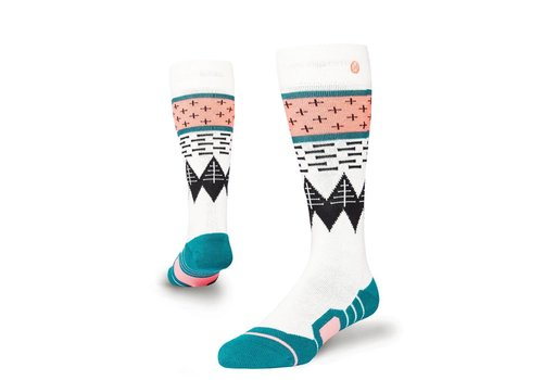 STANCE Stance Girls Outland Kids Sock Black -Blk (17/18) L