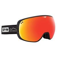 Spy Bravo Essential Black-Happy Gray Green W/Red Spectra+Happy Yellow W/Lucid Green Goggle - (17/18)