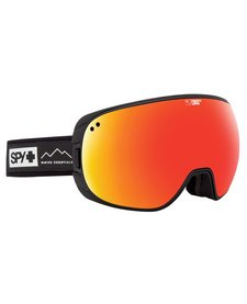 Spy Bravo Essential Black-Happy Gray Green W/Red Spectra+Happy Yellow W/Lucid Green Goggle - (17/18)