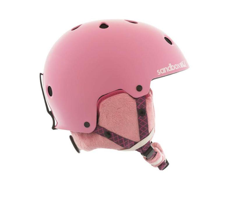 Sandbox Jr Legend Ace Helmet Princess (Gloss) - (17/18) KIDS