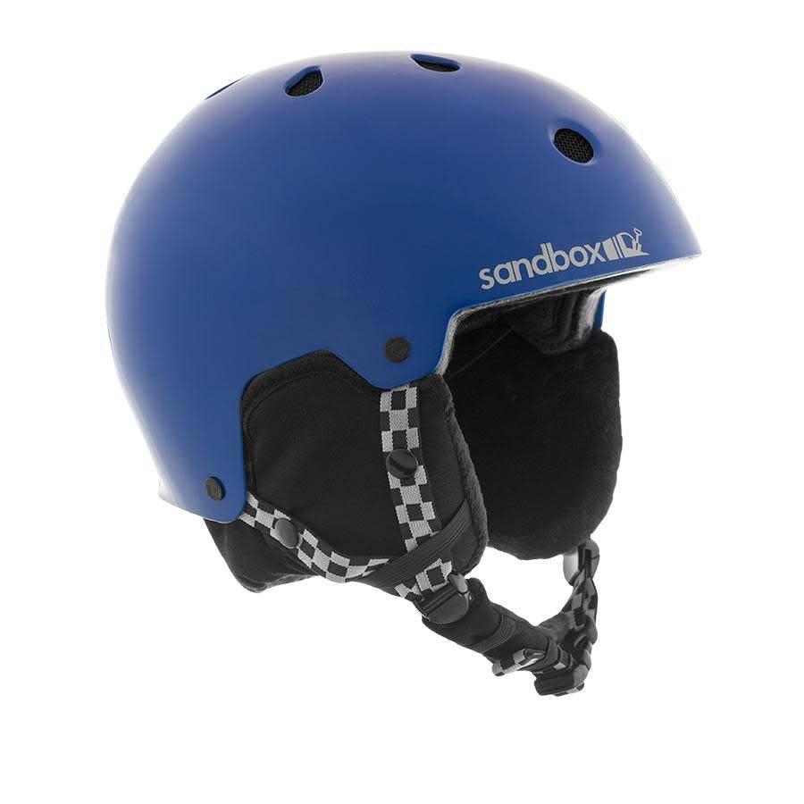 SANDBOX Sandbox Jr Legend Ace Helmet Electric Blue (Gloss) - (17/18) KIDS
