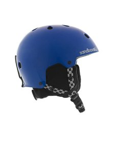 Sandbox Jr Legend Ace Helmet Electric Blue (Gloss) - (17/18) KIDS