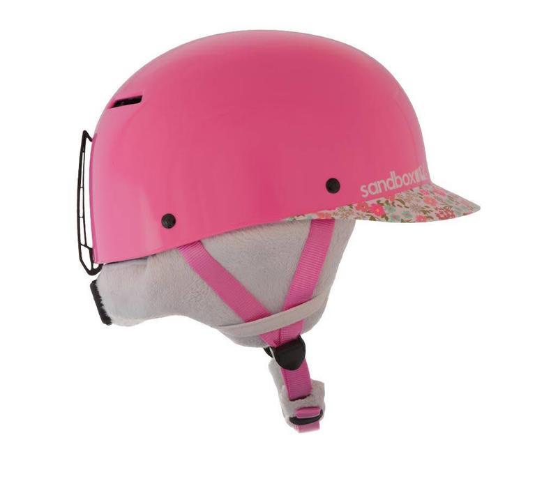 Sandbox Jr Classic 2.0 Ace Helmet Flower Power (Gloss) - (17/18) KIDS