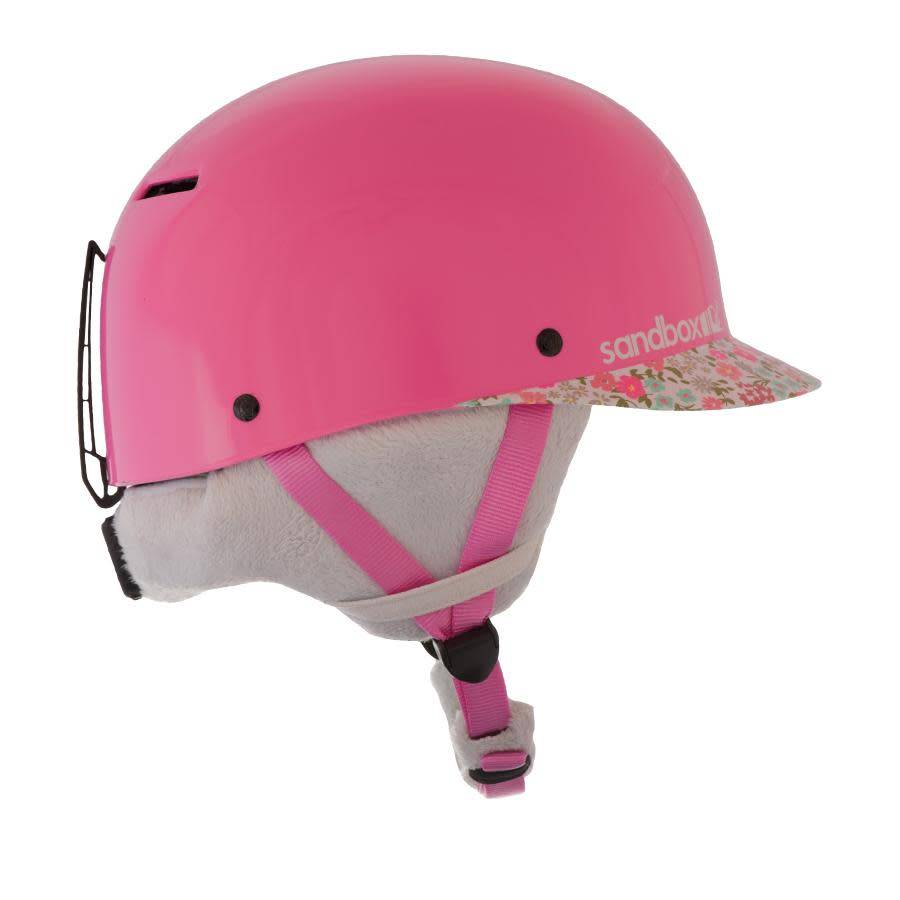 SANDBOX Sandbox Jr Classic 2.0 Ace Helmet Flower Power (Gloss) - (17/18) KIDS