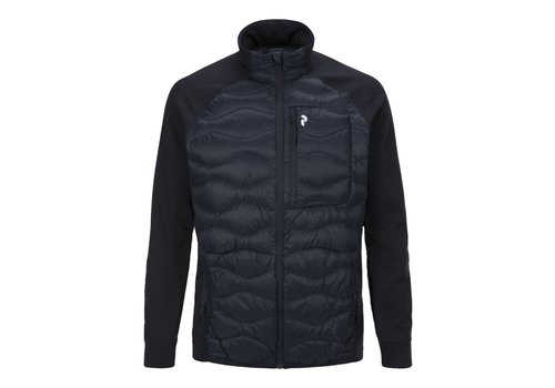 PEAK PERFORMANCE Peak Performance Mens Helium Hybrid Jacket Black -050 (17/18)