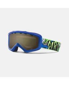 Giro Jr Grade Goggle Blue/Green Roar - (17/18)