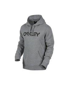 Oakley Mens Dwr Fp P/O Hoodie 24G-Athletic Heather Grey - (17/18)