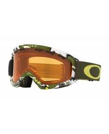 Oakley O-Frame 2.0 Xs Shady Trees Army Green W/Persimmon - (17/18)
