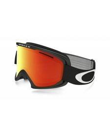 Oakley O-Frame 2.0 Xm Matte Black W/Fire Iridium - (17/18)