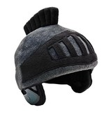 TAIL WAGS TAIL WAGS GLADIATOR HELMET COVER - GIRLS & BOYS
