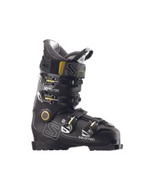 Salomon Mens X Pro 120 BK/Metablack/Light Ski Boot - (17/18)