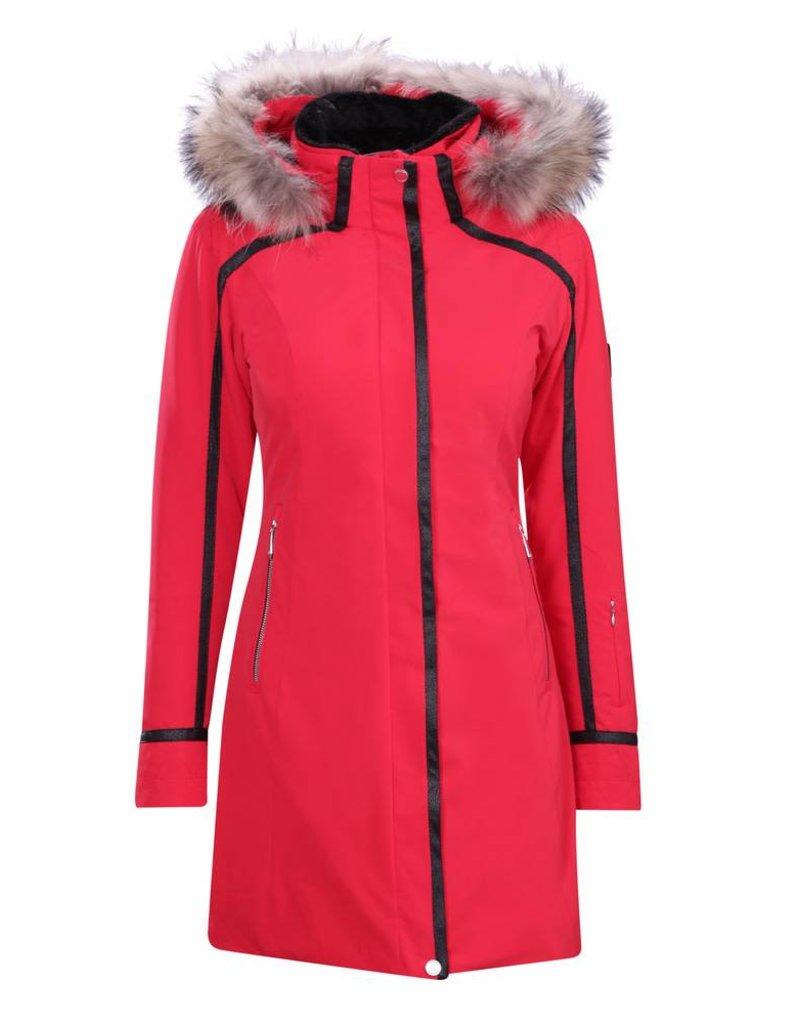 DESCENTE Descente Ladies Ruby Coat Erd-Electric Red -85 (17/18)