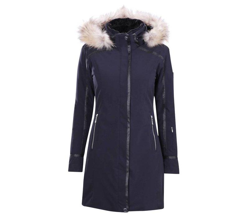 Descente Ladies Ruby Coat Bk- Black -93 (17/18)