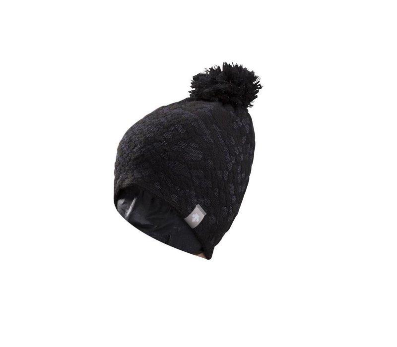 Descente Ladies Lola Hat Bk -Black -93 (17/18)  UNI