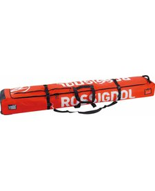 Rossignol Hero Ski Wheeled Bag 2/3P 210 - Red - (17/18)