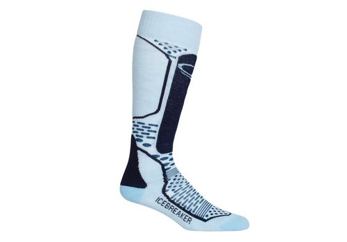 ICEBREAKER Icebreaker Wmns Ski+ Light Otc Ice Blue/Largo/Admiral -404 (17/18)