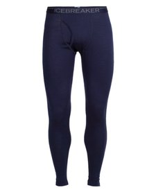 Icebreaker Mens Oasis Leggings W Fly Midnight Navy -403 (17/18)