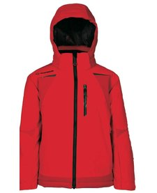 Sunice Boys Ryder Technical Jacket Red 210 Red - (17/18)