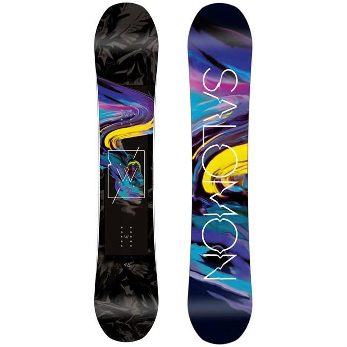 Salomon Salomon Womens Wonder Snowboard - (17/18)