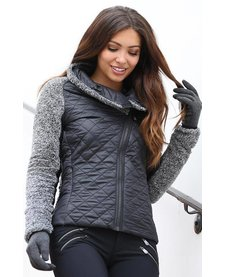 Alp-N-Rock Adriana Fleece Jacket Black -blk (17/18)