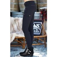 Alp-N-Rock Verglas Ladies Cargo Pants Black -blk (17/18)