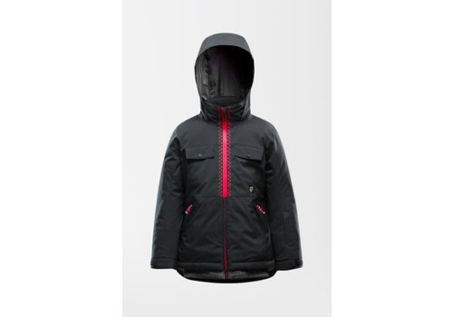 ORAGE Orage Sequel Girls Ski Jacket Black -N101 (17/18)