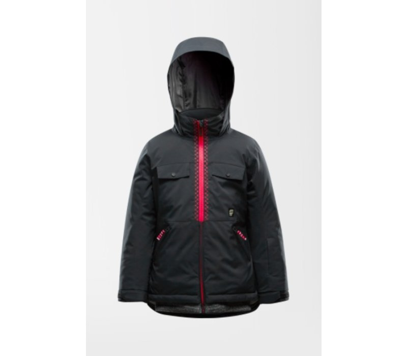 Orage Sequel Girls Ski Jacket Black -N101 (17/18)