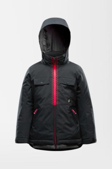 ORAGE Orage Sequel Girls Ski Jacket Black -N101 (17/18)