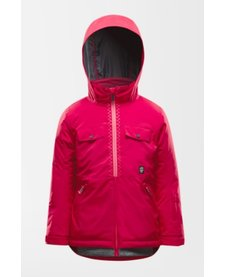 Orage Sequel Girls Ski Jacket Deep Fuchsia -K295 (17/18)
