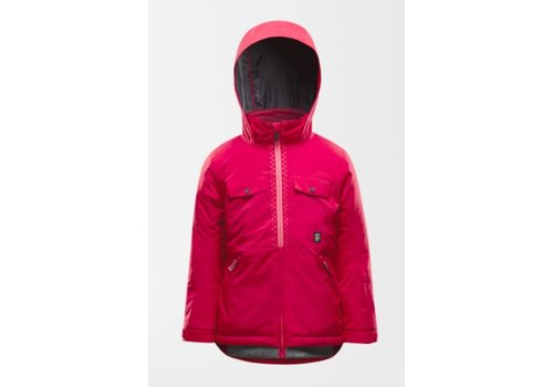 ORAGE Orage Sequel Girls Ski Jacket Deep Fuchsia -K295 (17/18)