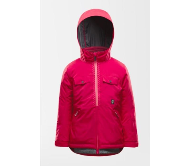 Orage Sequel Girls Ski Jacket Deep Fuchsia -K295 (17/18)