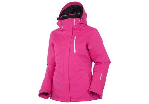 SUNICE Sunice Womens Elevation Mirage Jacket Fushia 218 Fuchsia - (17/18)