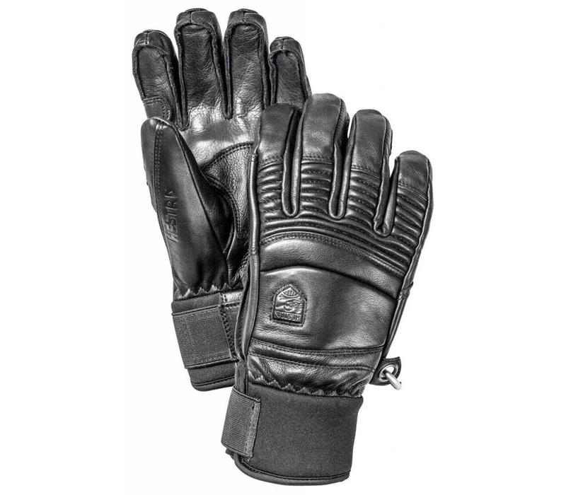 Hestra Leather Fall Line Glove Black -100 (17/18)