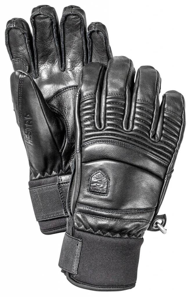 HESTRA Hestra Leather Fall Line Glove Black -100 (17/18)