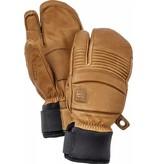HESTRA Hestra Leather Fall Line 3-Finger Mitt Cork -710 (17/18)