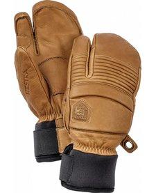 Hestra Leather Fall Line 3-Finger Mitt Cork -710 (17/18)