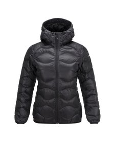 Peak Performance Womens Helium Hood Jacket Black -050 (17/18)