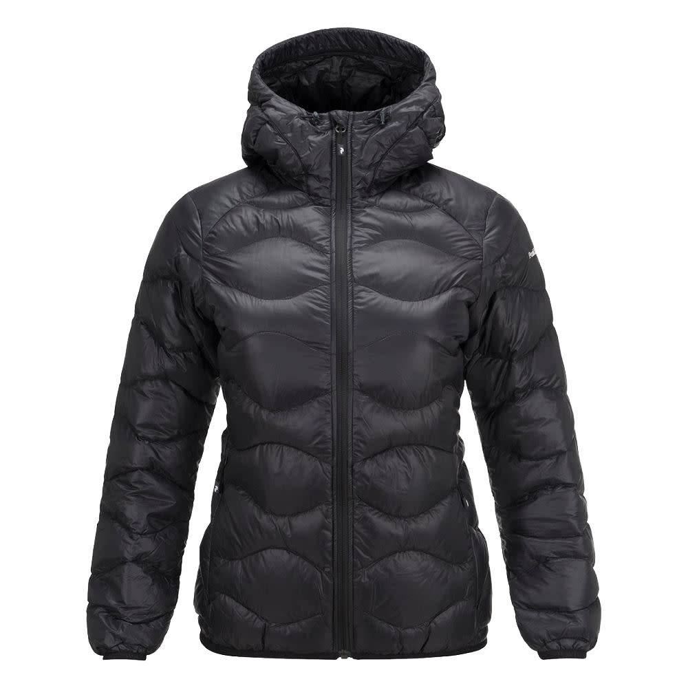 PEAK PERFORMANCE Peak Performance Womens Helium Hood Jacket Black -050 (17/18)