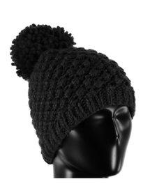 Spyder Womens Brrr Berry Hat 001 Black - (17/18) ONE SIZE