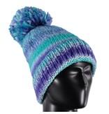 SPYDER Spyder Womens Twisty Hat 449 Baltic/White/Blue My Mind - (17/18) ONE SIZE