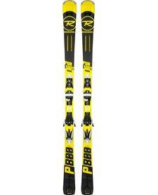 Rossignol Mens Pursuit 800Ti Cam/Spx12 K Dual Ski - (17/18)