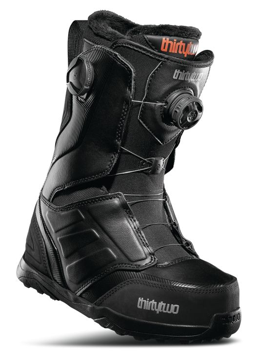 32 32 Womens Lashed Double Boa W'S '17 Snowboard Boot Black -001 (17/18)