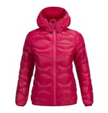 PEAK PERFORMANCE Peak Performance Womens Helium Hood Jacket Pink Planet -5Cv (17/18)