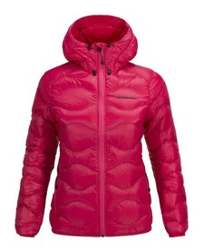 Peak Performance Womens Helium Hood Jacket Pink Planet -5Cv (17/18)