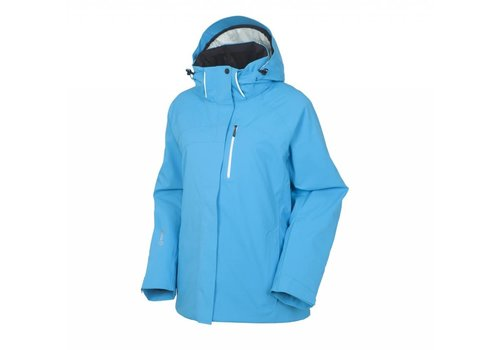 SUNICE Sunice Womens Elevation Mirage Jacket Eblu 307 Carribean - (17/18)