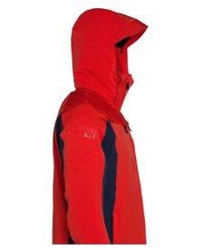Rossignol Mens Course Jkt 304 - Crimson - (17/18)