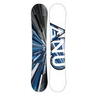 Gnu Mens Asym Carbon Credit Btx Snowboard - (17/18)