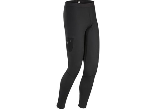 ARC'TERYX Arc'Teryx Mens Rho Lt Bottom Black - (17/18)